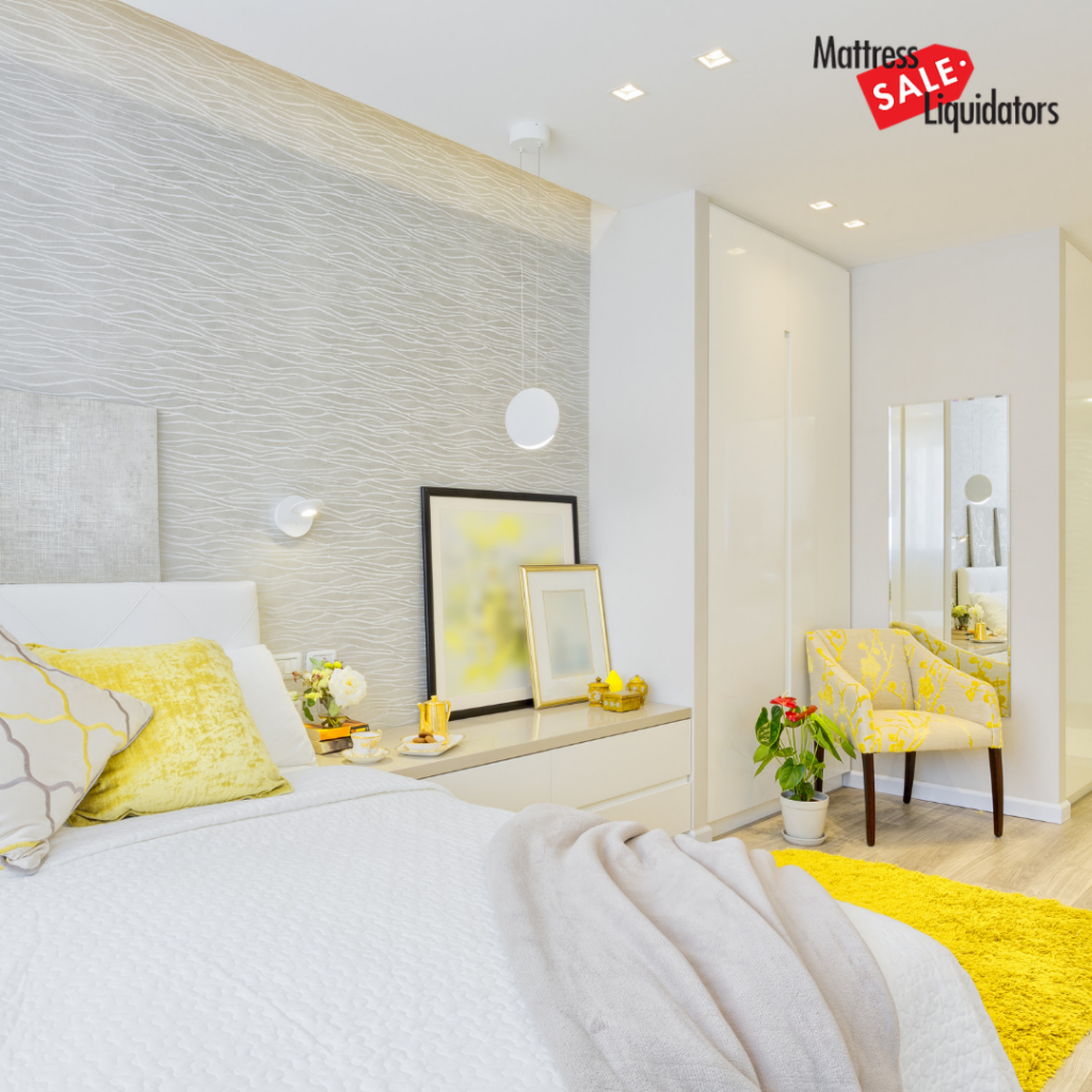 Give-A-Perfect-Makeover-To-Your-Bedroom-With-Orange-County-Mattress-and-wallpaper